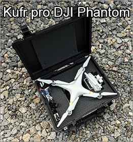 Kufr pro DJI Phantom
